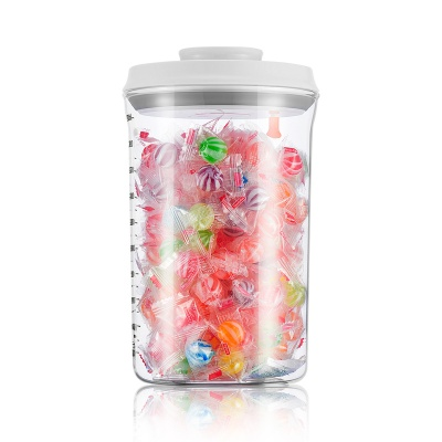 ANKOU Glass Airtight Milk Powder Storage Container