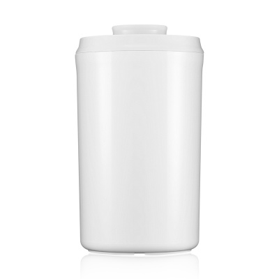 Ankou Round Shape Milk Powder Airtight Moistureproof Container With Leveller ,Rice Flour Container